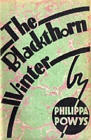 philippa powys, the blackthorn winter